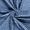 Tissu minky INDIGO