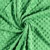 Tissu minky vert