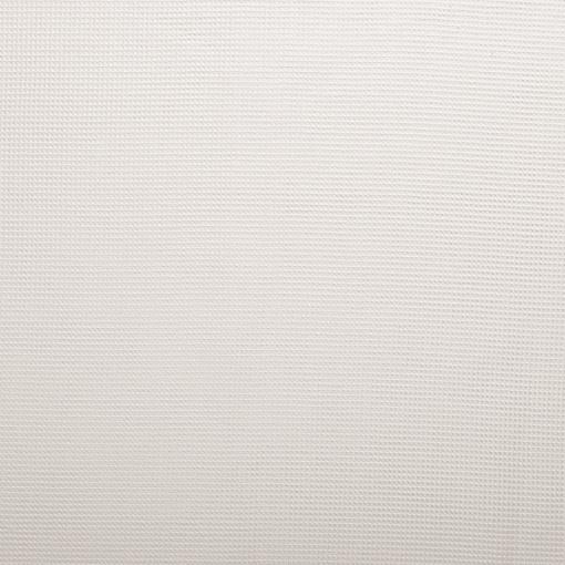 Tissu nid d'abeilles blanc 2