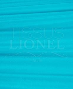 velour lisse turquoise