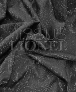 лолита черного блестящая черная вуаль