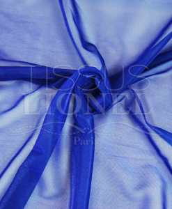 Vela cambiando lurex blu