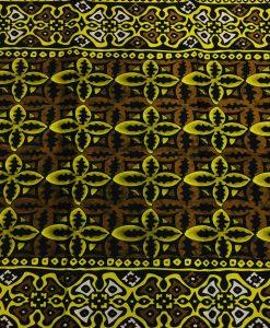 Wax- Tissus africain 4 feuilles