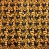 Wax- Tissus africain feuille morte