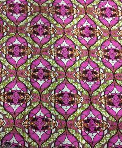 Wax- Tissus africain papillon