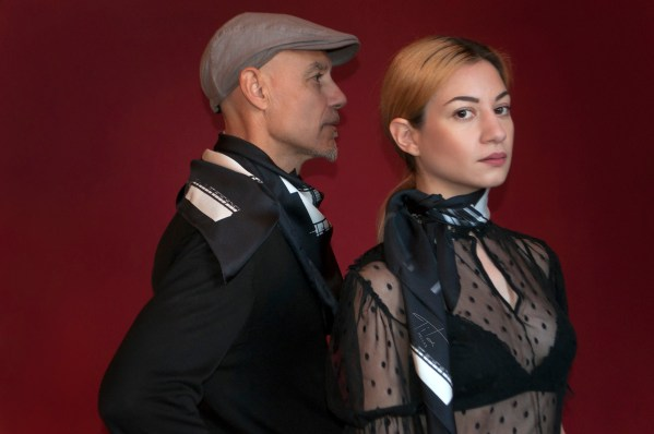 Silk Scarves for Men & Women