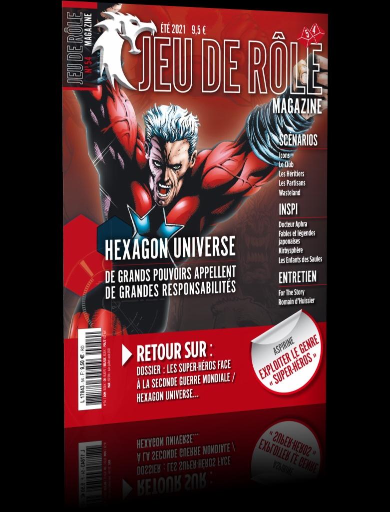 TITAM - JDR Mag 54