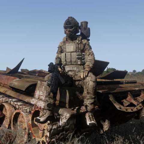 ArmA 3 MilSim Clan - Q Shrimpy2