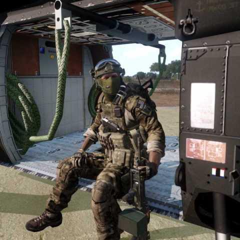 ArmA 3 MilSim Clan - Q Rafterman2