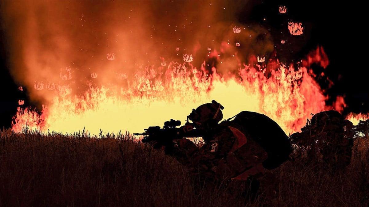ArmA 3 Fire Script