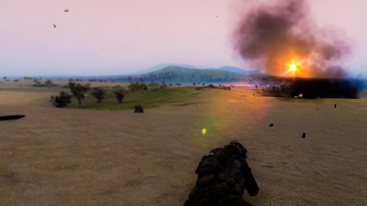 ArmA 3 Blastcore