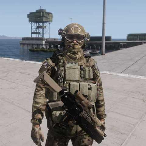 ArmA 3 MilSim Clan - Q Sebey2