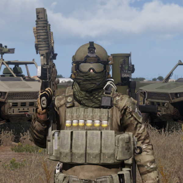 ArmA 3 Clan MilSim - Q Mucka2