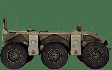 ArmA 3 MilSim Clan - stomper farbe