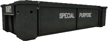 ArmA 3 MilSim Clan - supply box small