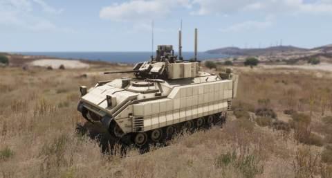 US IFV - ArmA 3 - RHS
