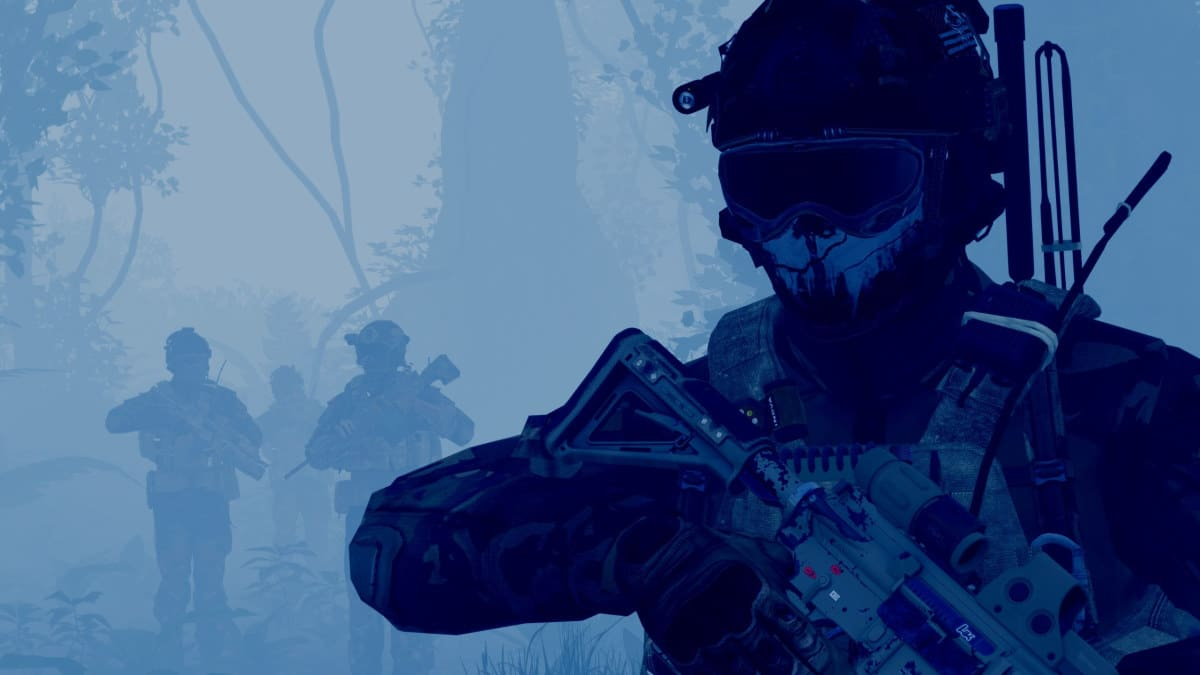 ArmA 3 Fog Jungle