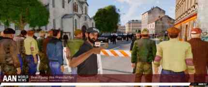 ArmA 3 AAN News Reporter