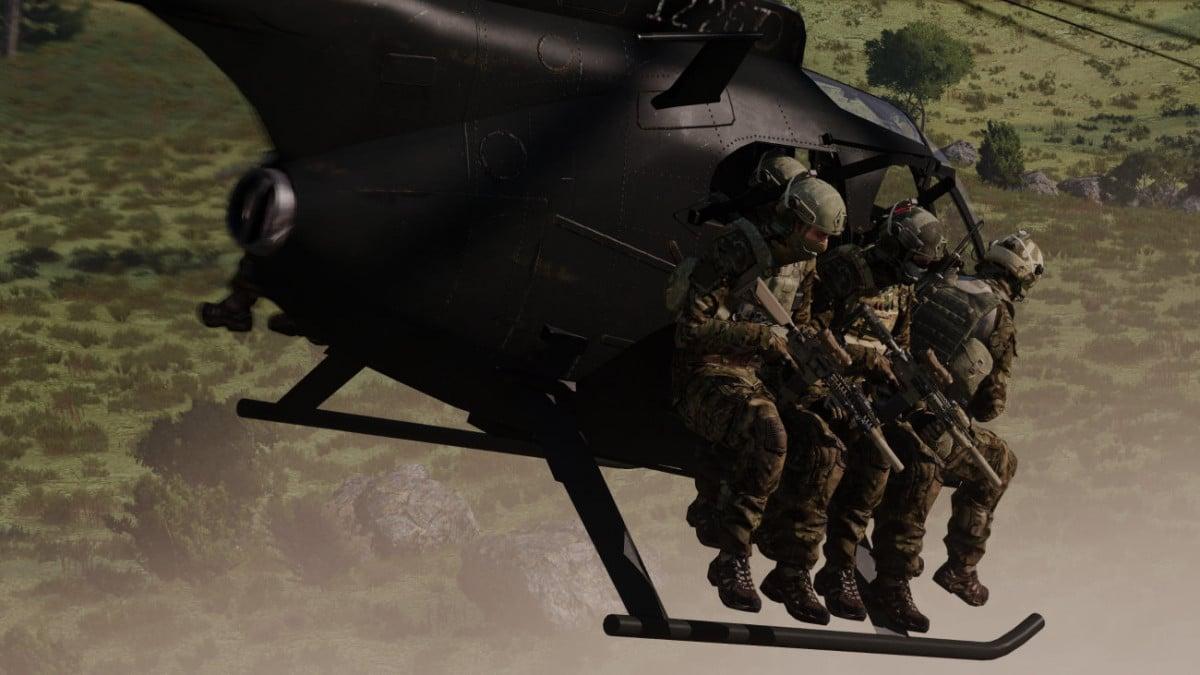 ArmA 3 MilSim TITAN Platoon Clan