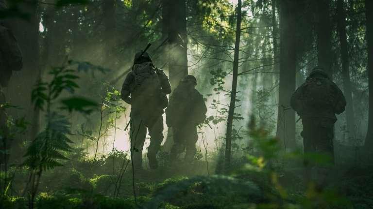 ArmA 3 Clan MilSim - Marines Wood