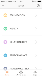Headspace App Review Series