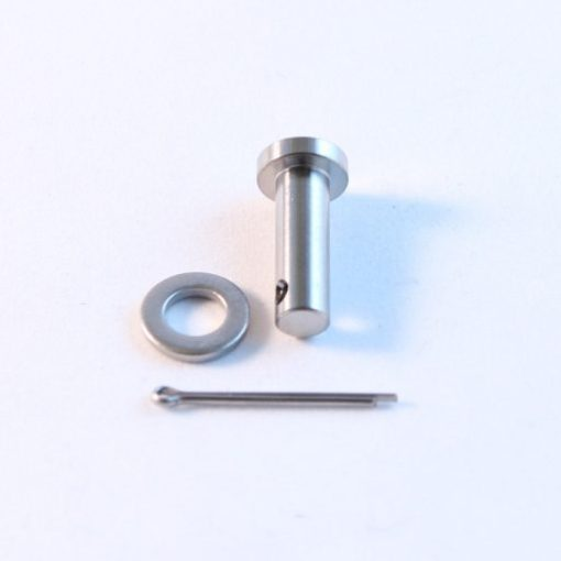 Suzuki TITANIUM rear brake clevis pin