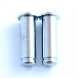 Kawasaki 92043-1641 TITANIUM flootpeg pin