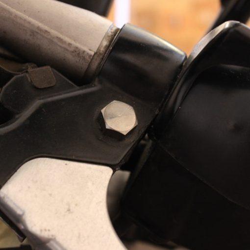 TITANIUM clutch lever pin
