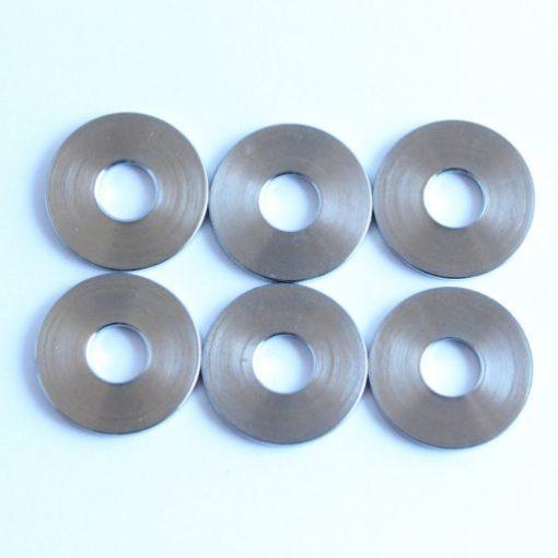M6 x 18mm wide Titanium washer