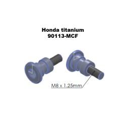 90113-mcf TITANIUM pivot bolt