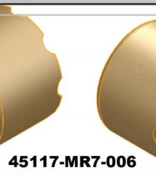 Titanium 45117-MR7-006