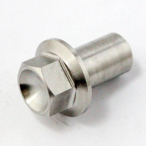 rd350 TITANIUM nut