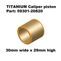 TITANIUM sv650 piston 2005