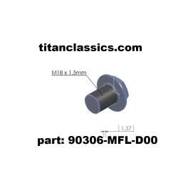 TITANIUM 90306-MFL-D00