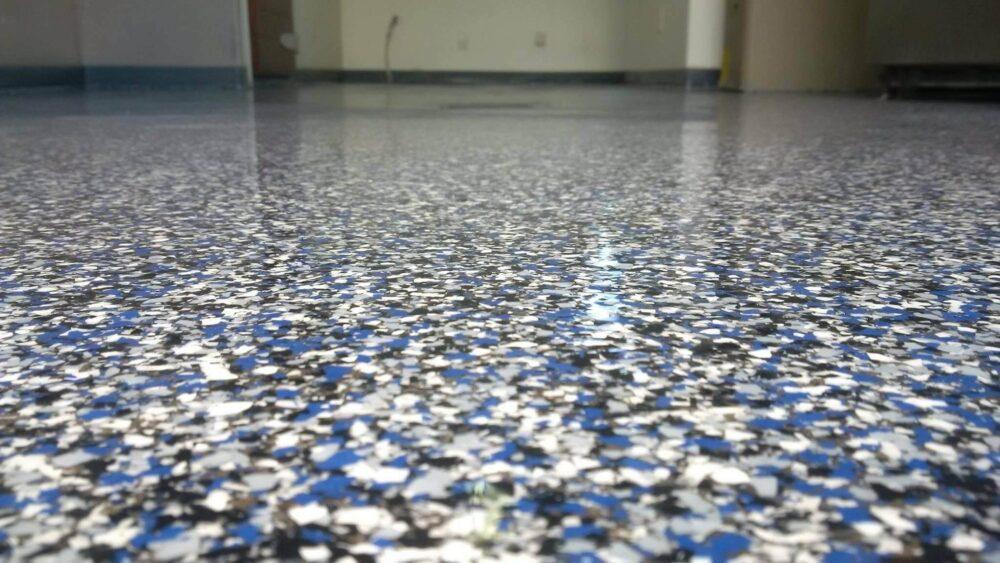 concrete floor coating vs epoxy titan