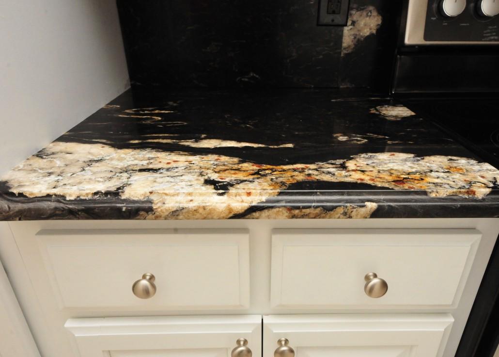 Titanium Granite Kitchen Project Details And Pictures