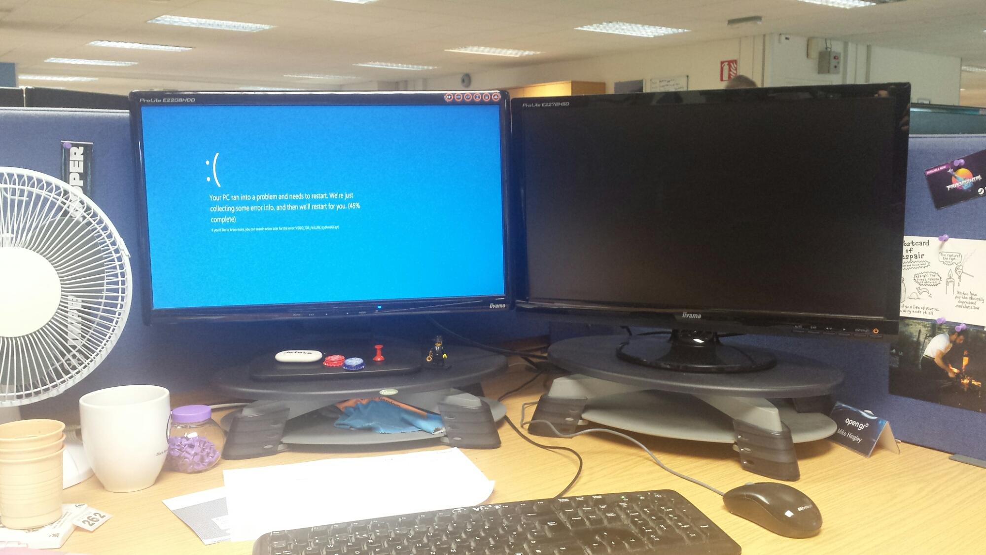 Windows 10 crash – titaniumbunker com