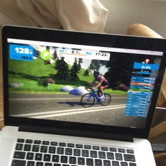 Using Zwift for Fractured Elbow Rehabilitation with Wahoo KICKR