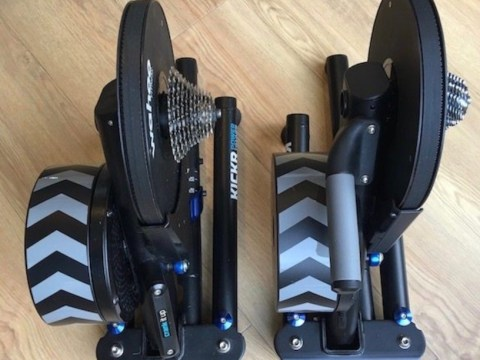 TitaniumGeek MailPicture 3 copy Elite Direto X Smart Trainer Review | Zwift Gear Test Cycling Gear Reviews Smart Trainers Zwift  Smart trainer Elite Direto cycling   Image of MailPicture 3 copy