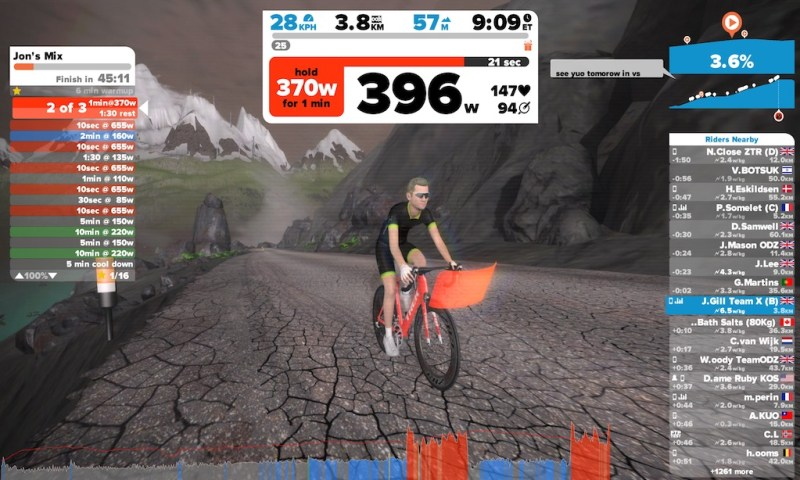 TitaniumGeek IMG 2877 Favero ASSIOMA Power Meter Pedal Review | Zwift Gear Test Cycling Gear Reviews Power Meters Zwift  Zwift Gear Test Zwift power meter pedal power meter pedal favero cycling   Image of IMG 2877