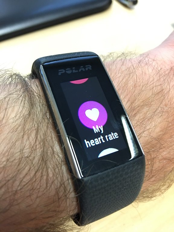 TitaniumGeek IMG 0988 Polar A370 Review   24x7 Optical Heart and Sleep tracking Cycling Gear Reviews Heart Rate Monitors Running  Polar Optical Heart Rate activity tracker   Image of IMG 0988
