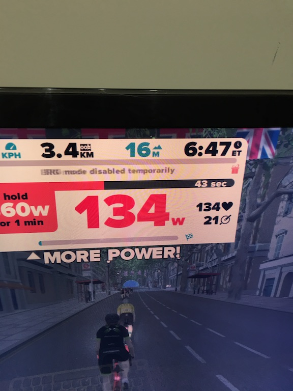 TitaniumGeek IMG 3591 Wahoo KICKR SNAP 2017 Review   Zwift Gear Test Cycling Gear Reviews Smart Trainers Zwift  Zwift Gear Test Zwift Wahoo Turbo Trainer power meter KICKR   Image of IMG 3591