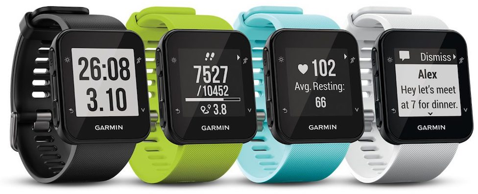 TitaniumGeek inline1b Garmin Forerunner 35 Review   A Cost Conscious Runners Watch Gear Reviews Heart Rate Monitors Running  running watch running optical HRM HRM Garmin Forerunner garmin   Image of inline1b