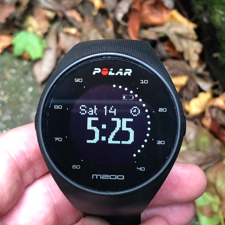 TitaniumGeek IMG 4997 Polar M200 GPS Running Watch Review Gear Reviews Heart Rate Monitors Running  running watch Polar M200 Polar optical HRM HRM GPS   Image of IMG 4997