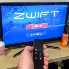 Zwift Apple TV – Zwift Completes iOS rollout – ZwiftGearTest