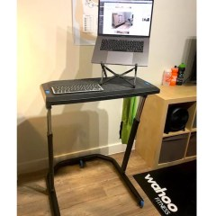 Wahoo KICKR Desk Review – A standing desk that you can also ride your bike at