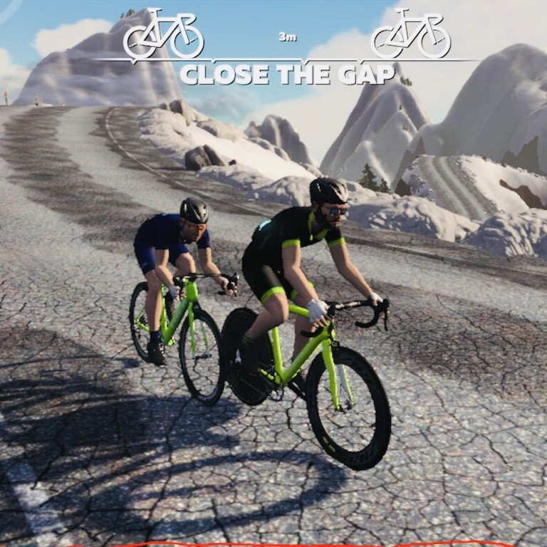 TitaniumGeek IMG 2356 Tacx Neo vs Wahoo KICKR 2017   Zwift Turbotrainer Wars!! Cycling Gear Reviews Zwift  Zwift Wahoo KICKR Wahoo TacX Neo Tacx indoor cycling   Image of IMG 2356