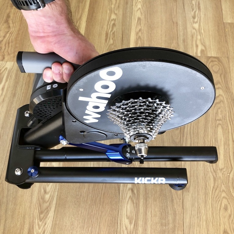 TitaniumGeek IMG 2671 Tacx Neo vs Wahoo KICKR 2017   Zwift Turbotrainer Wars!! Cycling Gear Reviews Zwift  Zwift Wahoo KICKR Wahoo TacX Neo Tacx indoor cycling   Image of IMG 2671