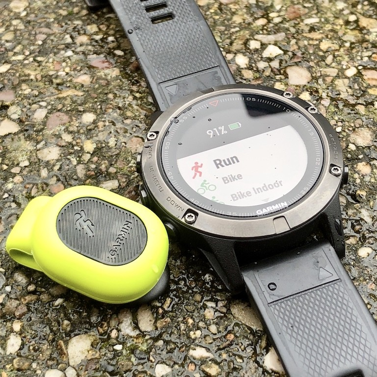 Garmin Running Dynamics Pod Review | TitaniumGeek