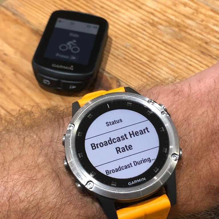 TitaniumGeek IMG 0166 Garmin Fenix 5 Plus Review: When More Can Mean Less Cycling Gear Reviews Heart Rate Monitors Running  Triathlon smart watch running Optical Heart Rate garmin Fenix cycling   Image of IMG 0166